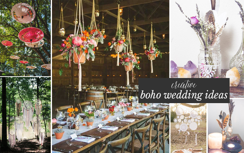 bohemian wedding decorations currently loving 6 creative boho wedding ideas 187 bohemian 1999